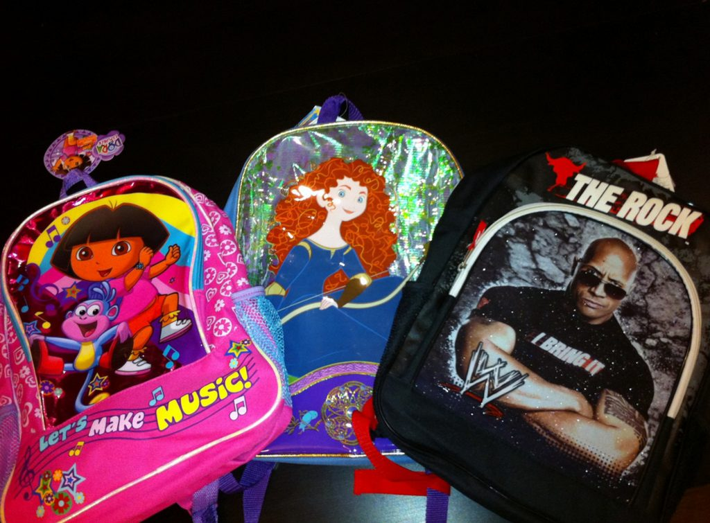 Disney Backpacks for Girls