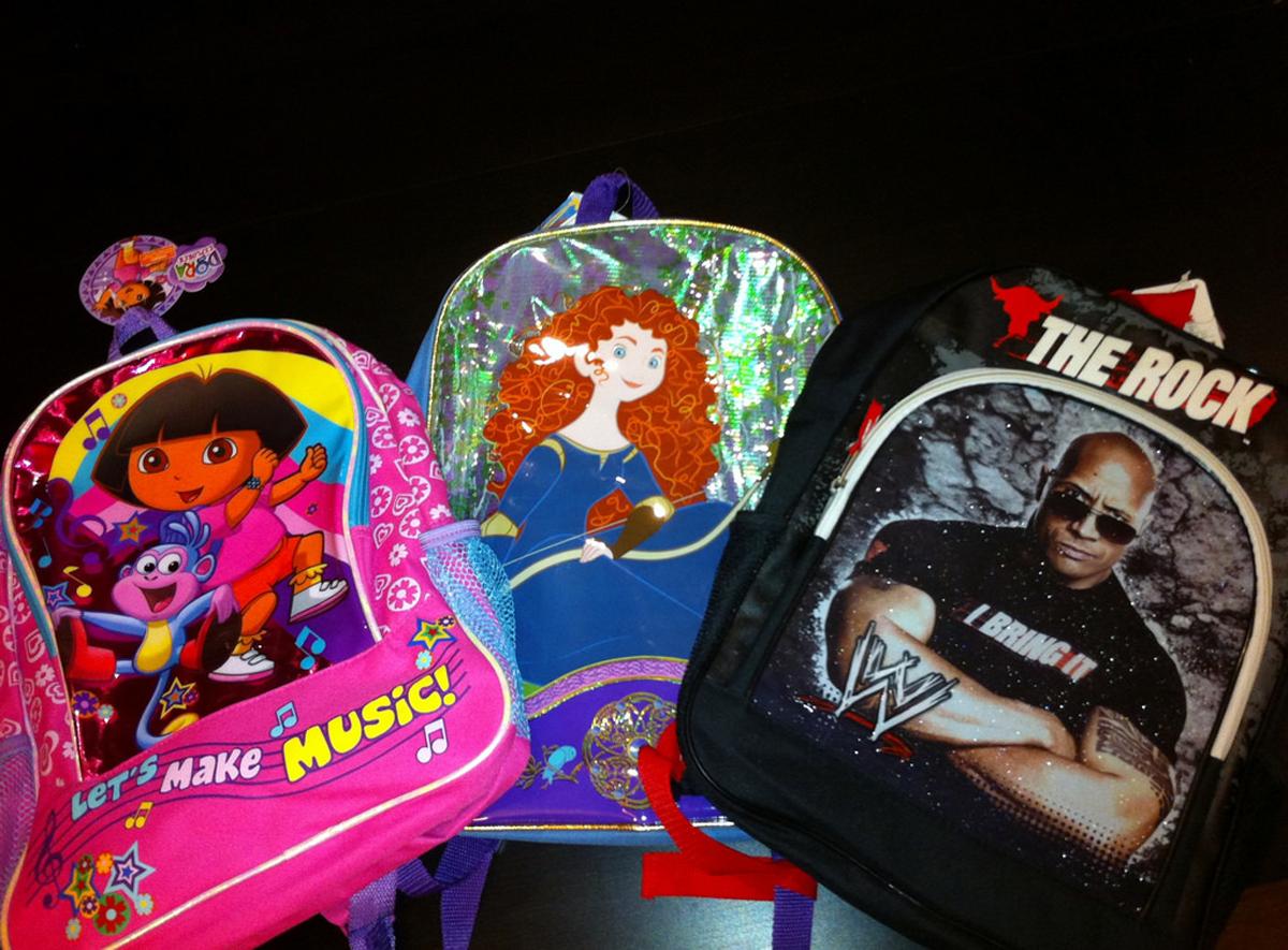 Disney Backpacks for Girls