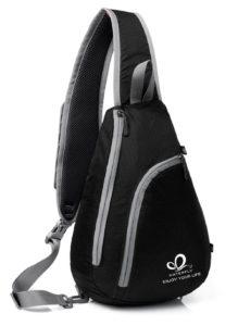 WATERFLY Sling Shoulder Backpacks Bags Crossbody