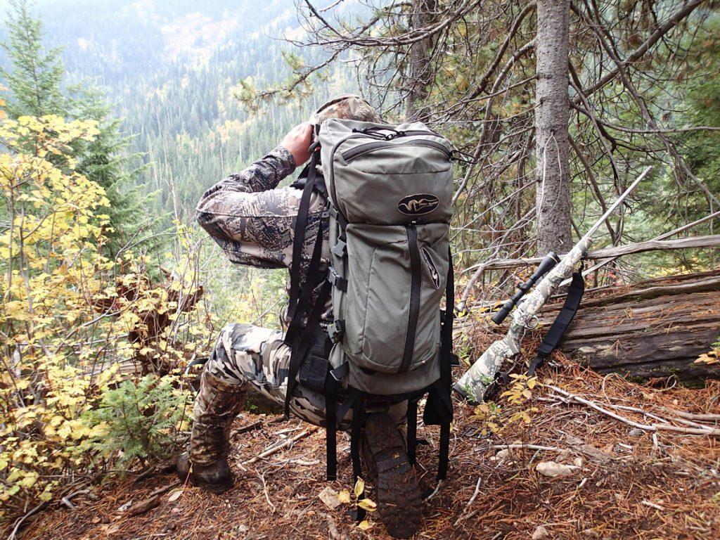 How to choose a backpack for your next hunt