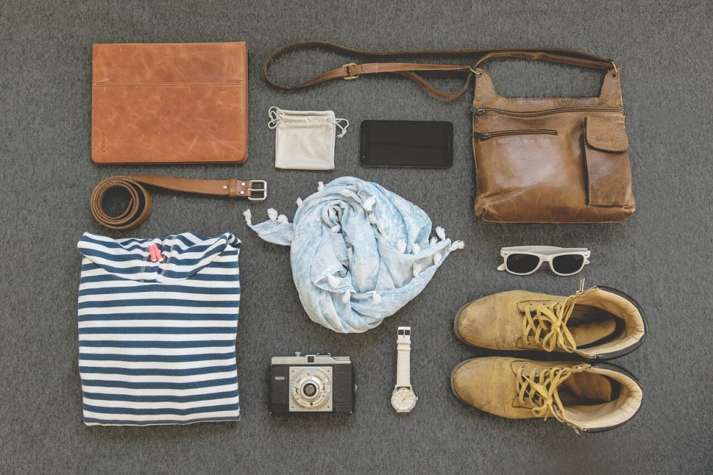 6 Important Things to Carry While Traveling [Infographic]