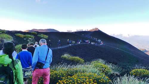 Mount Etna Hike photo