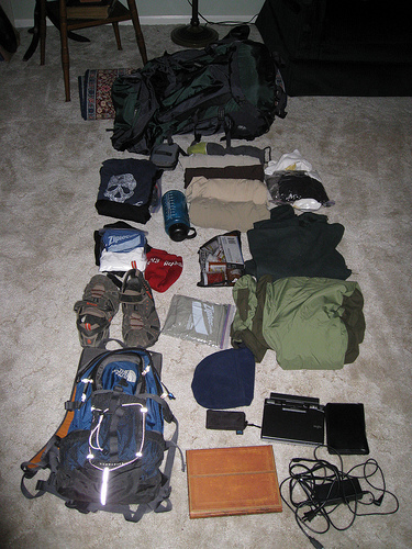 pack backpack photo