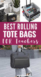 Best Rolling Bags for Teachers