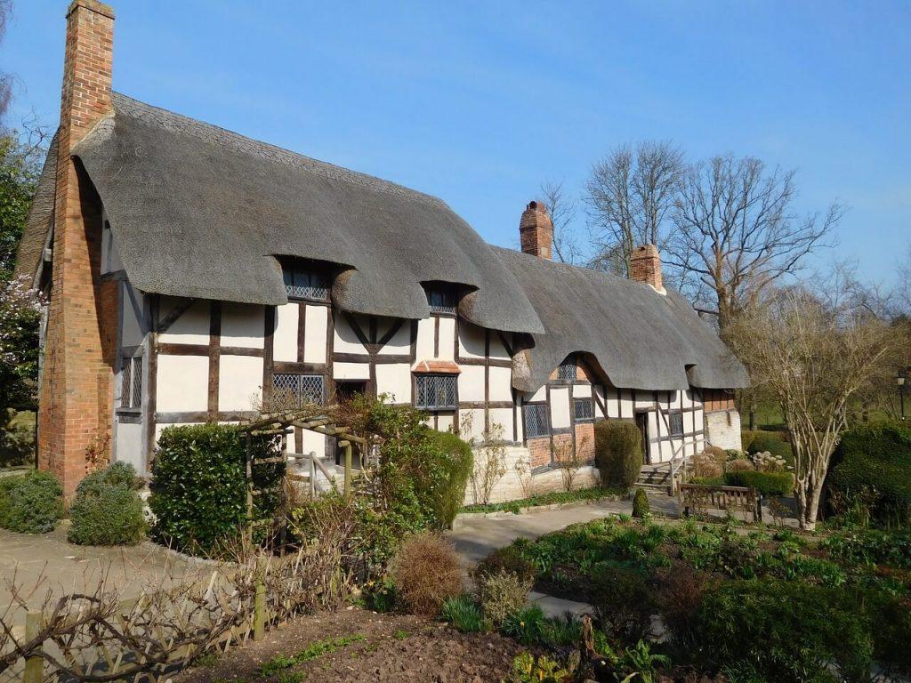 Shakespeare's Hometown in Stratford-Upon-Avon