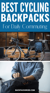 Best Cycling Backpacks for Daily Commuting
